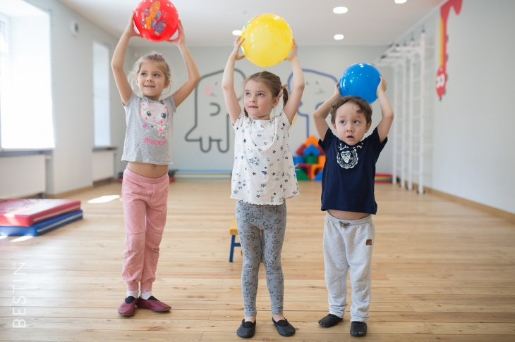 Happy Time – частный детский сад и школа