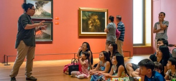 Art Explorers: My Friends and I