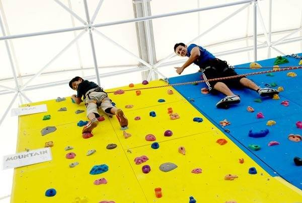 Rock Exploration - Intro to Climbing (Bedok CC)