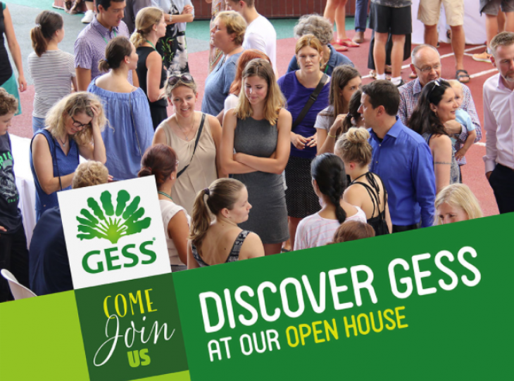 Open House @ GESS