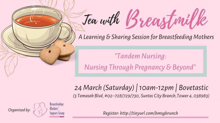 Tea with Breastmilk