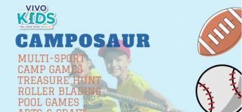 Camposaur Multi-Activity Camp 2019