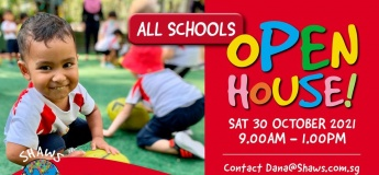 Shaws Preschool Open House