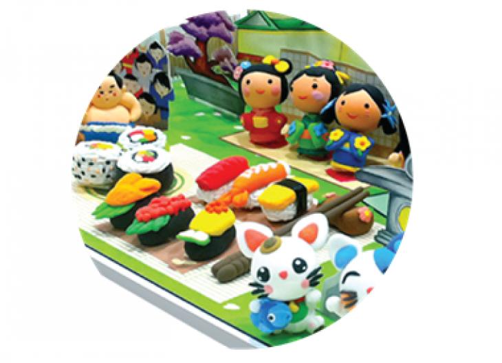 Food Clay Workshop