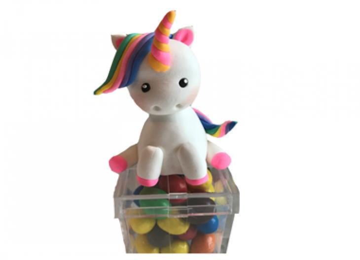 Rainbow Pony Candy Box Making Workshop@Bedok Point