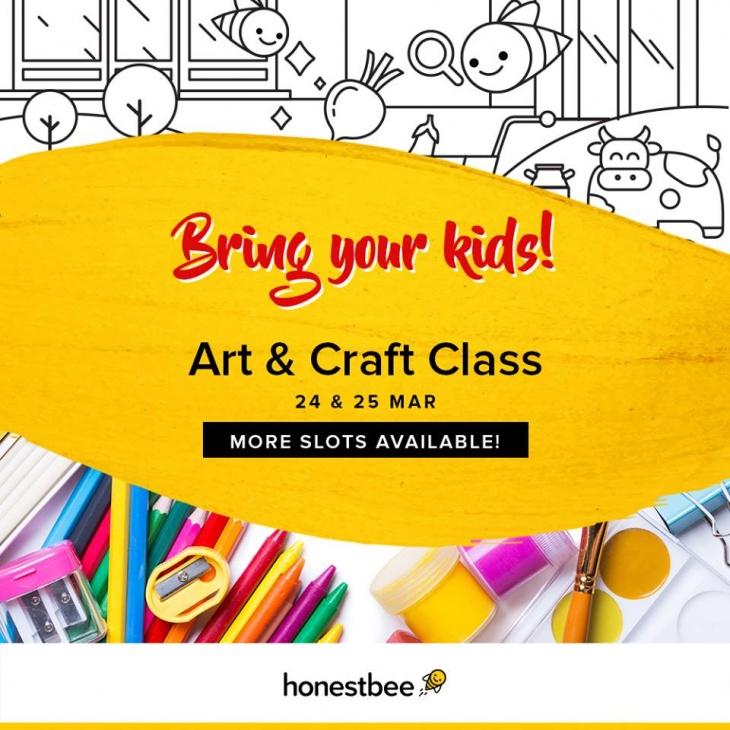 Art Craft Classes Suntec City Tickikids Singapore
