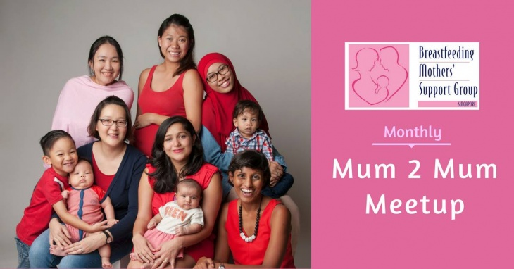 BMSG April 2018 Mum 2 Mum Meetup