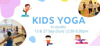 Bi-weekly Sunday Kids Yoga Classes