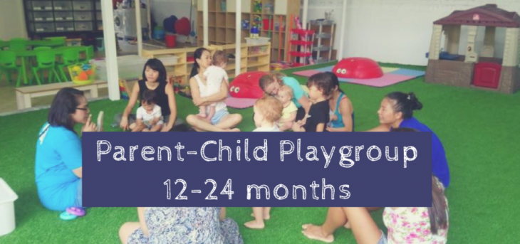 Little Skittles Parent Child Playgroup (12-24 Months)