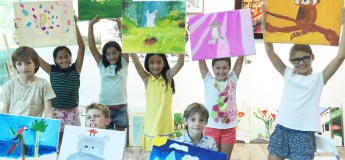 Creative Kids Art Immersion Course