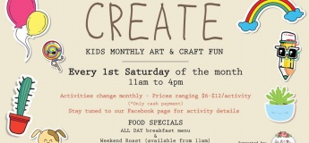 Create - Art & Craft Fun Event