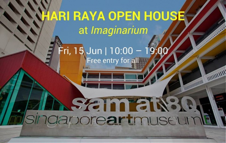 Hari Raya Open House at Imaginarium