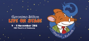 Geronimo Stilton Live In The Kingdom Of Fantasy