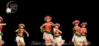 Polynesian Dance for Kids @ Tahiti Dance Fitness