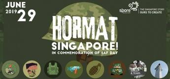 Hormat Singapore!