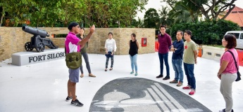 Free Day Tours at Fort Siloso Virtual