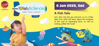 TOTally Science: A Fish Tale