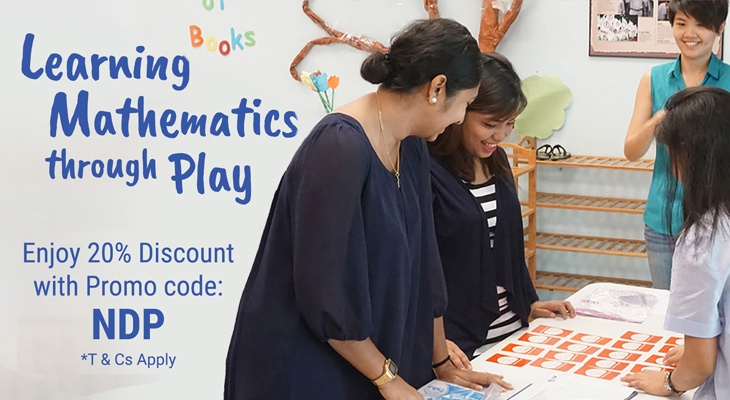 Learning Mathematics through Play! | Tickikids Singapore