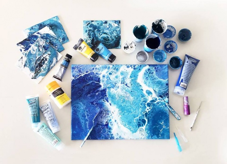 Acrylic Pour Discovery Workshop