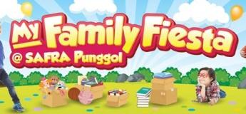My Family Fiesta@SAFRA Punggol