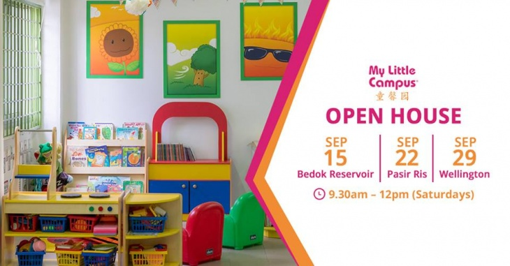 Open House Workshop @ Bedok Reservoir