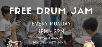 Free Drum Jam