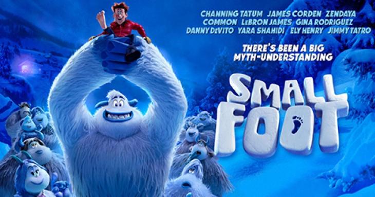 Smallfoot at Shaw Theatres Lido