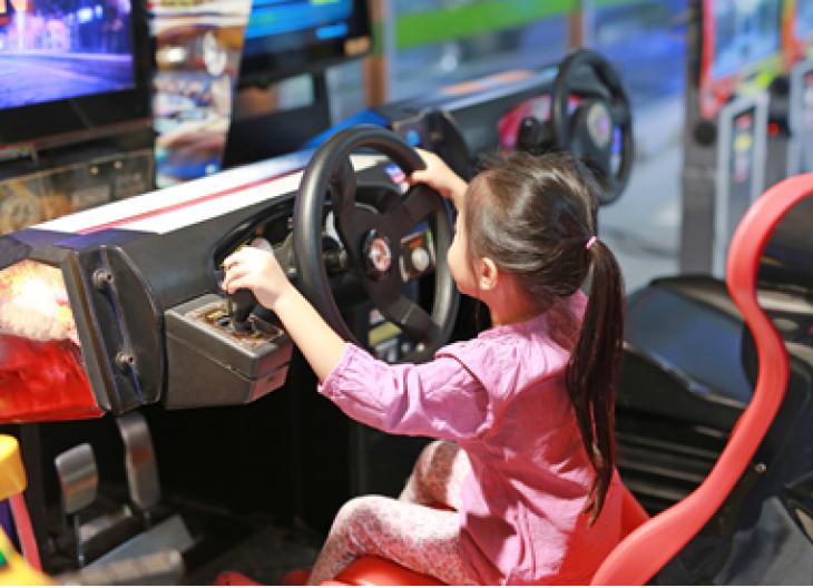 Car Simulation Racing@Bedok Point