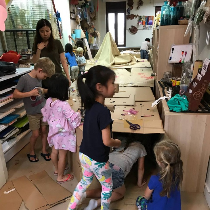 Holiday Camp: aMAZEing sculptures (Juniors)