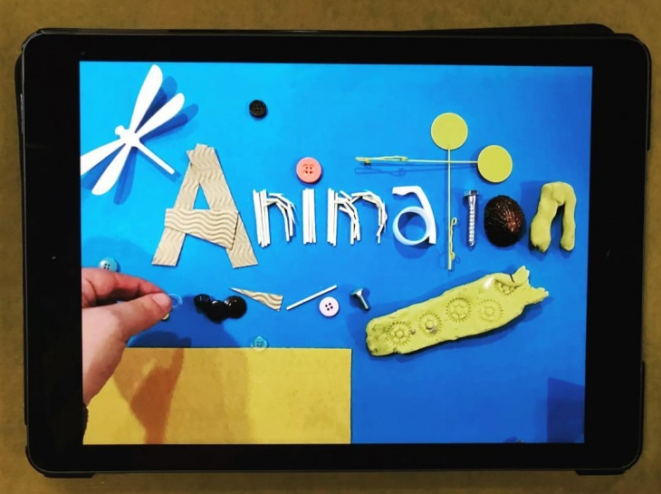 Holiday Camp: Animate me (Seniors)