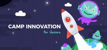 Innovation Junior Camp for Kids (6-9 Years)   Mon-Fri
