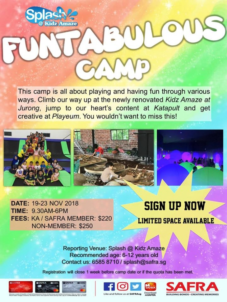 Funtabulous Camp