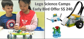 Lego Science Camps