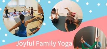Joyful Family Yoga