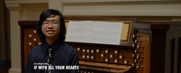 VCH Organ Series: If With All Your Hearts