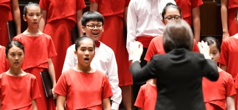 Song Bridges @ Singapore Symphony Orchestra