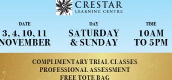Crestar Learning Centre Open House