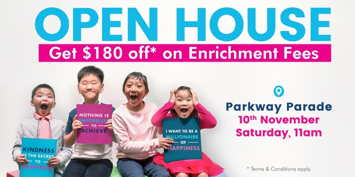 Lorna Whiston Enrichment Schools Open House - Parkway Parade