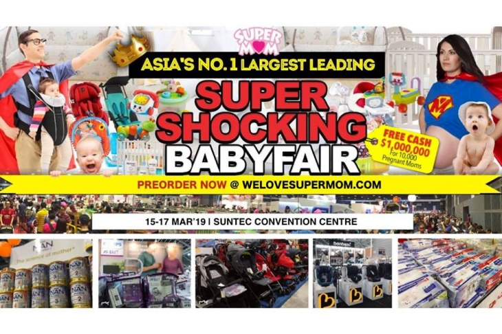 Asia's No. 1 Largest Leading Baby Fair