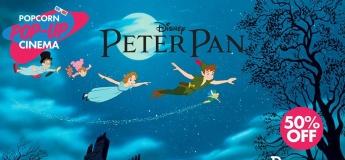 Popcorn Pop-Up Cinema For Kids: Peter Pan