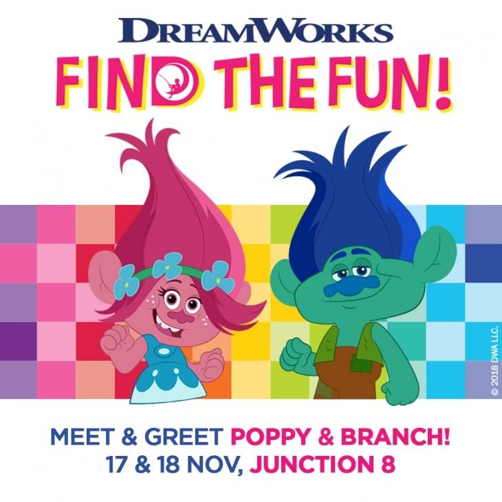 DreamWorks Find The Fun!