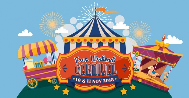 Waterway Point's Fans Weekend Carnival