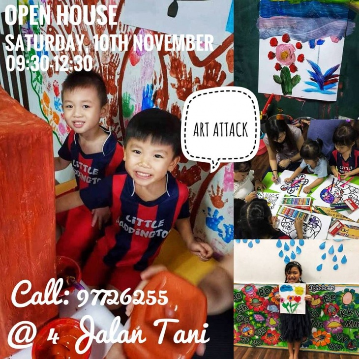 Art Attack - Open House