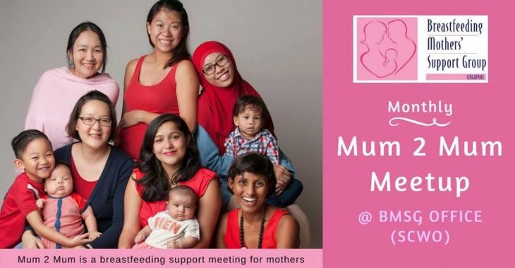 BMSG 7 Nov 2018 Mum 2 Mum Meetup@SCWO