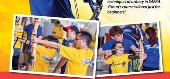Basic Archery Course