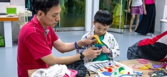 Family Art Workshop: What is Minimalism?
