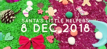 Santa's Little Helpers Play & Learn Workshop