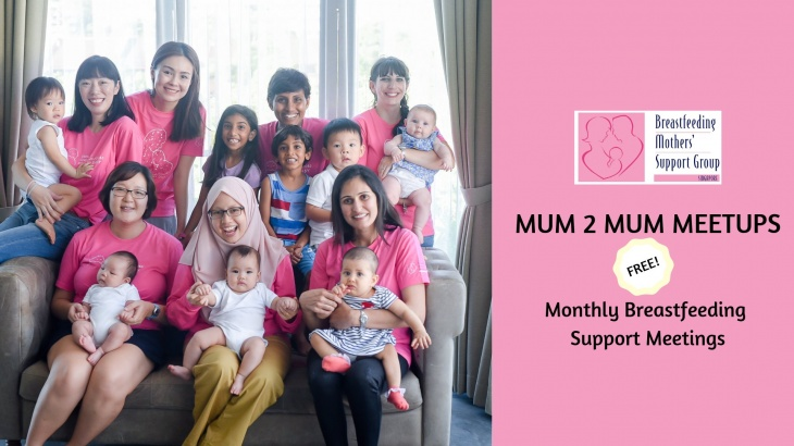 BMSG Dec Mum 2 Mum Meetup@SCWO
