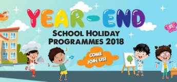 Year-End Holiday Workshops@SAFRA Toa Payoh