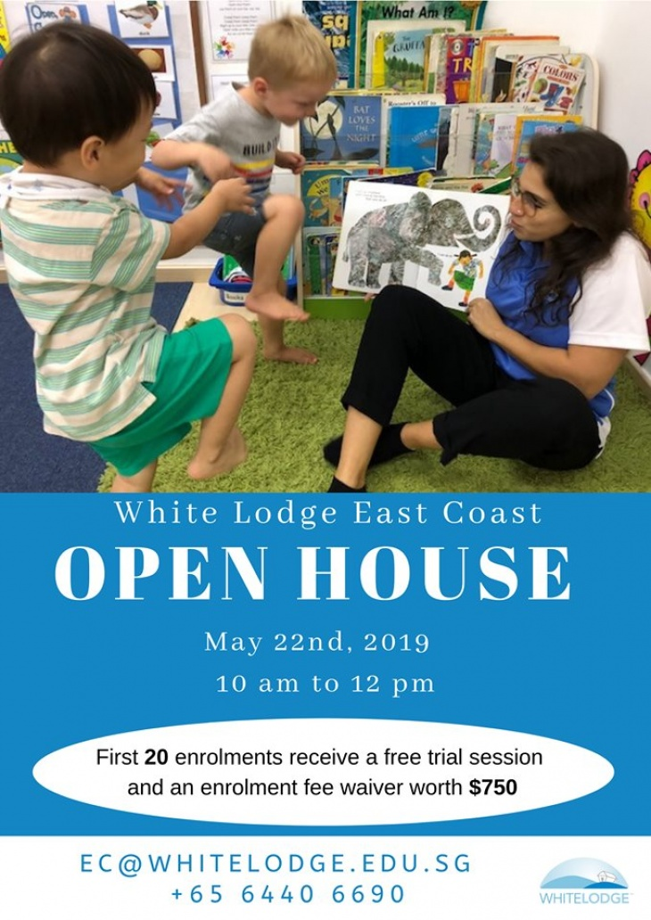 East Coast Preschool Open House